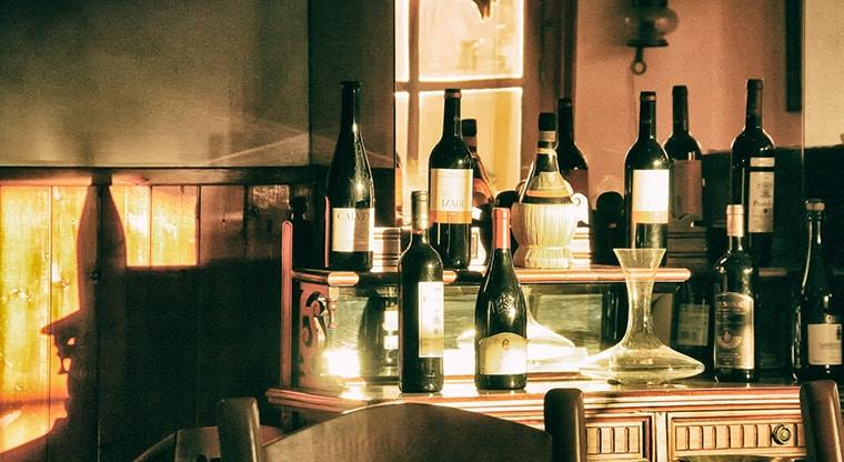 Achat de vin du Jura